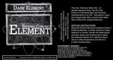 Element Brewing Dark Element