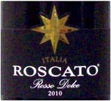 Roscato Rosso Dolce 2010