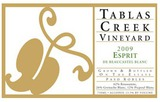 Tablas Creek Esprit de Beaucastel Blanc 2009