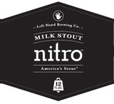 Left Hand Brewing Milkstout Nitro