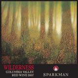 Sparkman Wilderness Red Blend 2007