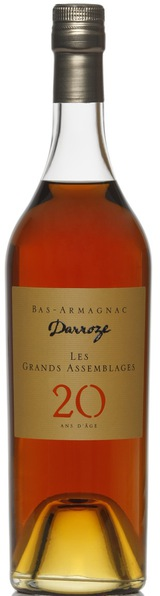 Francis Darroze Les Grands Assemblage 20 year old