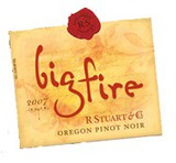 Big Fire Pinot Noir 2009