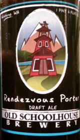 Old Schoolhouse Brewery Rendezvous Porter
