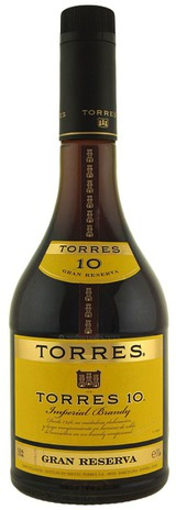 Torres Gran Reserva Imperial Brandy 10 year old