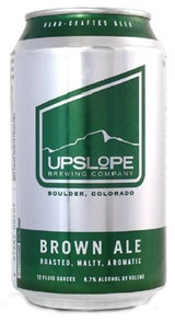 Upslope Brewing Company Brown Ale