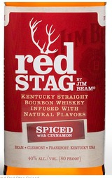 Jim Beam Red Stag Spiced with Cinnamon