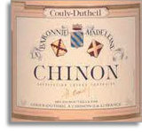Couly-Dutheil Chinon La Baronnie Madeleine 2009