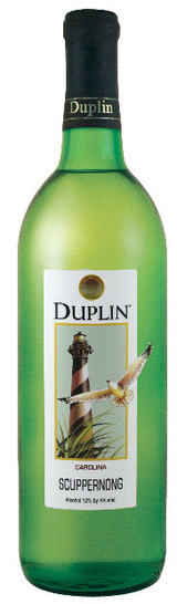 Duplin Winery Scuppernong