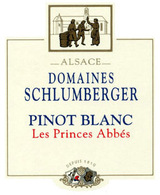 Domaines Schlumberger Les Princes Abbes Pinot Blanc 2011