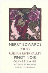 Merry Edwards Olivet Lane Pinot Noir 2009