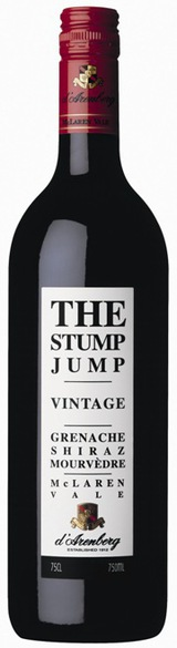 d'Arenberg The Stump Jump Red GSM 2010