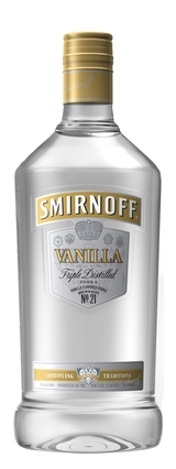 Smirnoff Vanilla Twist Vodka