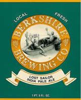Berkshire Brewing Lost Sailor IPA