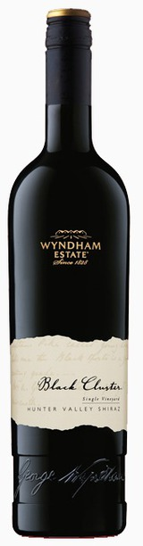 Wyndham Estate Black Cluster Shiraz 2003