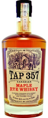Tap Whisky Tap 357 Canadian Maple Rye Whisky