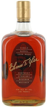 Elmer T. Lee Single Barrel Sour Mash Kentucky Straight Bourbon Whiskey