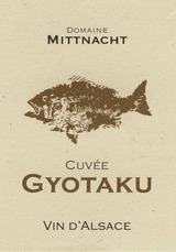 Domaine Mittnacht Freres Cuvée Gyotaku 2011