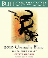 Buttonwood Grenache Blanc 2010