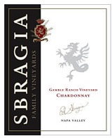 Sbragia Family Gamble Ranch Chardonnay 2008