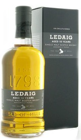 Ledaig Single Malt Scotch Whisky 10 year old