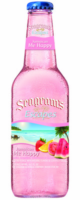 Seagram's Coolers Escapes Jamaican Me Happy