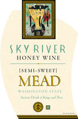 Sky River Semi-Sweet Mead