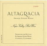 Araujo Altagracia Red Wine 2009