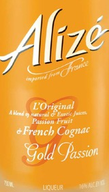 Alizé Gold Passion 0