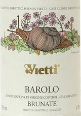 Vietti Barolo Brunate 2008