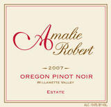 Amalie Robert Estate Pinot Noir 2007