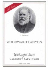Woodward Canyon Old Vines Cabernet Sauvignon 2008