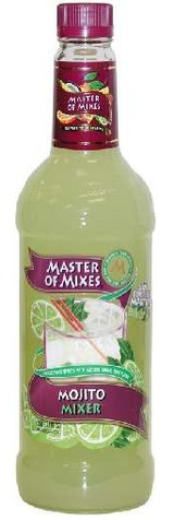 Master of Mixes Mojito Mix