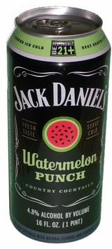 Jack Daniel's Watermelon Punch
