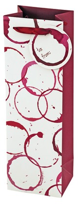 True Fabrications Wine Stain Gift Bag