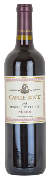 Castle Rock Mendocino County Merlot
