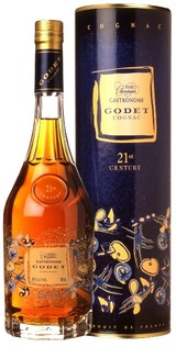 Godet Gastronome Cognac 15 year old