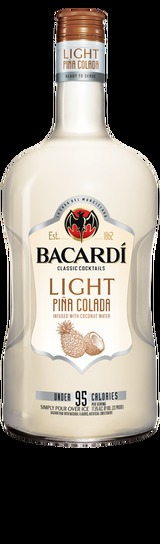 Bacardi Light Pina Colada