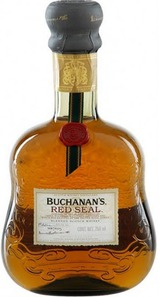 Buchanan's Red Seal Scotch Whisky 21 year old