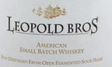 Leopold Brothers American Small Batch Whiskey