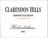 Clarendon Hills Hickinbotham Vineyard Cabernet Sauvignon 2001