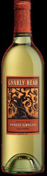 Gnarly Head Pinot Grigio 2011