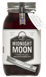 Junior Johnson's Midnight Moon Blackberry Moonshine