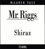 Mr. Riggs Shiraz 2003