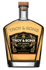 Troy & Sons Oak Reserve Moonshine Whiskey