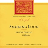 Smoking Loon Pinot Grigio 2011