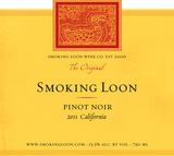 Smoking Loon Pinot Noir