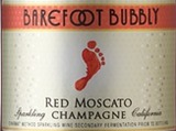 Barefoot Bubbly Red Moscato