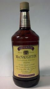 MacNaughton Blended Canadian Whiskey