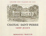 Chateau Saint Pierre Saint Julien 2010